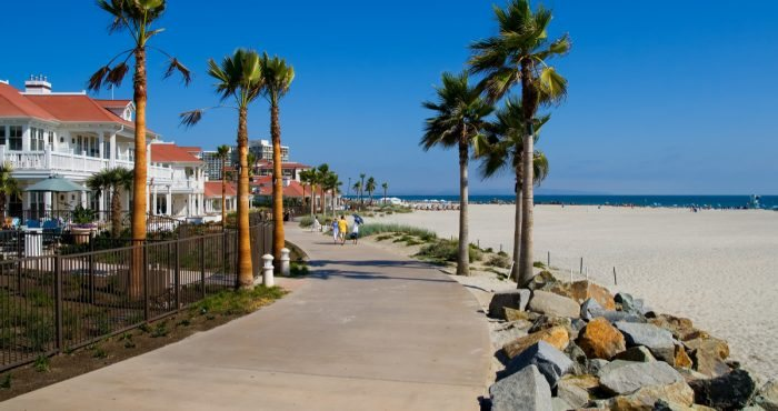 Coronado Island Real Estate